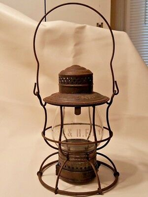 Collectible Railroadiana and Trains Lanterns