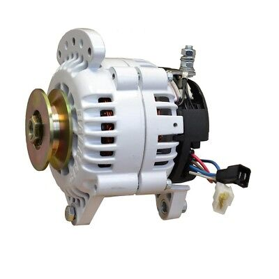 NEW Balmar 60 Series Alternator - Saddle Mount(dual Foot) - 100a - 12v 60-100-sv