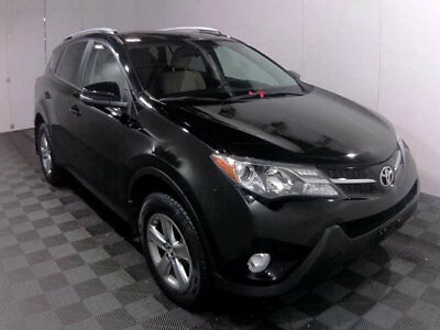 2015 Toyota RAV4 AWD 4dr XLE 2015 RAV4 XLE MINT CONDITION AWD ONE OWNER CLEAN CAR FAX