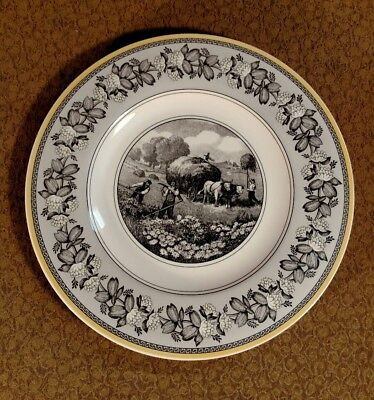 villeroy boch audun ferme 1748 dinner plate 10 5 8. Black Bedroom Furniture Sets. Home Design Ideas