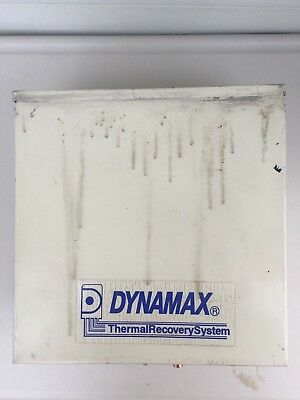 DYNAMAX THERMAL RECOVERY System Unit Model 50RA AC Heat Recovery Unit
