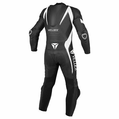 VELOCE Moto-B250 Motorbike/Motorcycle Racing Leather Suit -One Piece Suit