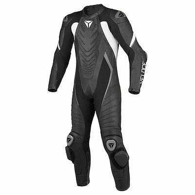 VELOCE Moto B1517 Motorbike/Motorcycle Racing Leather Suit -One Piece Suit