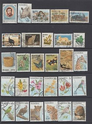 Useful NAMIBIA Selection.  Starting at Just 69p (REF 14218)