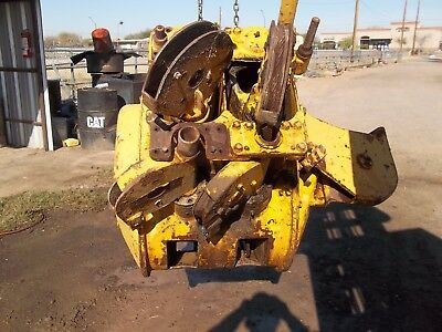 cat tractor dozer cable unit no 25