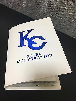 Yugioh Kaiba Corporation Seto KC Photo Album Bromide Card Holder Binder
