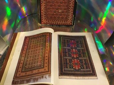 #museum Quality Rug Collection Book Info Persian Turkish Ottoman Amulet Rare IC