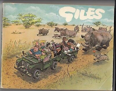 Giles Annual  - 22nd Series