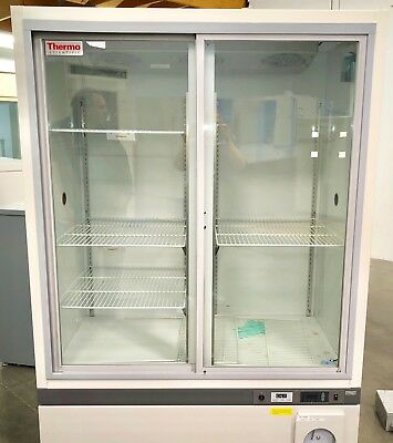 Thermo Fisher Revco Chromatography Lab Refrigerator & Chart Recorder REC4504A21