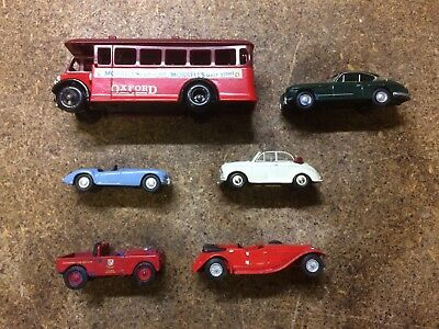 Job Lot Of Oxford Diecast And Lledo Days Gone Model Vehicles For OO Gauge