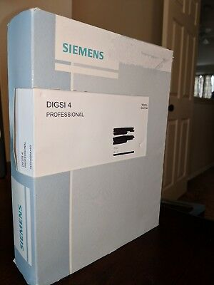 Siemens Digsi 4 Professional Software (New in box) Use with Siprotec Relays
