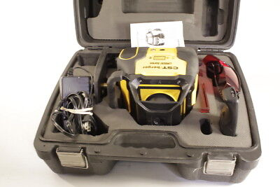 CST/Berger LM800 2800ft Self-Leveling Dual-Beam Dual-Slope Rotating Laser Set