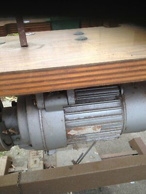 Electric Motor for industrial Sewing Machine