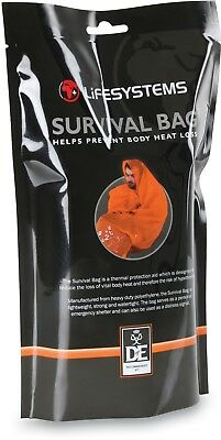 Lifesystems Waterproof Survival Bag