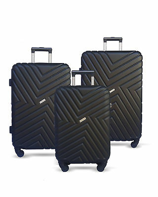 Luggage Suitcase Trolley Set TSA Travel Carry On Bag Hard Case Lightweight