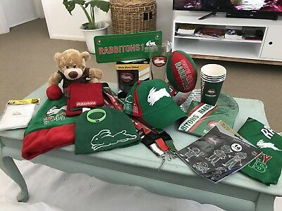 South Sydney Rabbitohs NRL Supporters Pack
