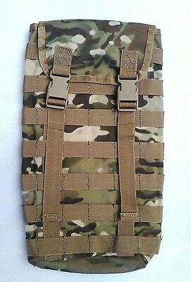 Tas Hydration Pouch Molle 3699 Multicam +Free!! 2Lt Wide Mouth Bladder