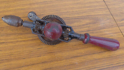 Vintage Stanley Hand Drill, Made In Australia.  Good Order.  Collectible