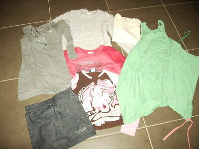 Bundle Of Girls Clothes - Size 7-8 - Pp, Target, Etc - 7 Items!