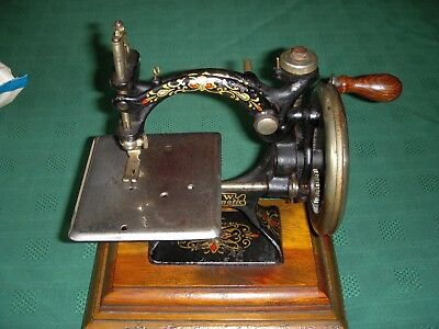 Old F & W Automatic Sewing Machine
