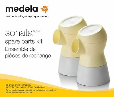 Factory Sealed - Medela Sonata Breast Pump Spare Parts Kit #68054