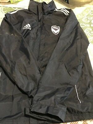 Adidas Melbourne Victory Jacket Coat Size Small