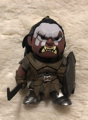 Funko Mystery Minis Lord of the Rings Hot Topic exclusive Lurtz 1/72 Rare Figure