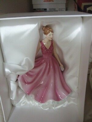 """Royal Doulton  Figurine  Traditional Ladies """" Rosemary'"""