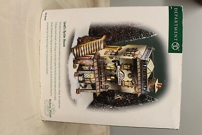 Dept 56 Dickens Village Leed's Oyster House!