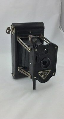 Rajar No. 6 Bakelite Vintage Folding Camera 1920's