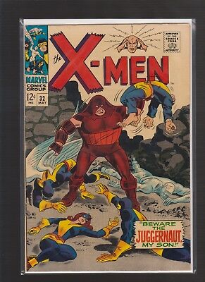 The X-Men #32 FN+ (May 1967, Marvel)