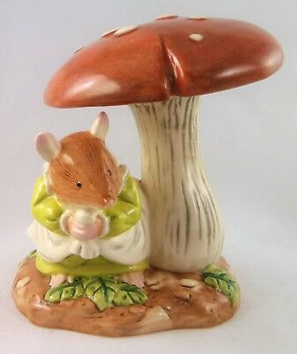 Royal Doulton Brambly Hedge figure In The Brambles DBH65
