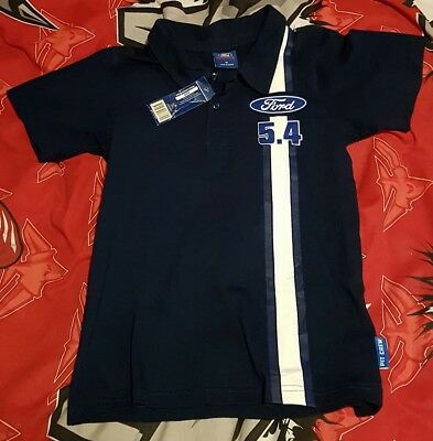 Ford Racing Kids Shirt Size 12