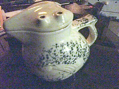 VINTAGE  CERAMIC  ELECTRIC JUG with duck shape body