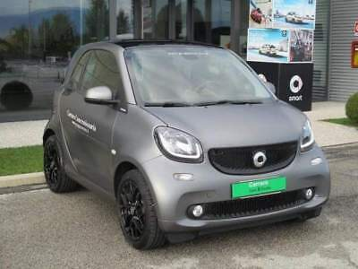 Smart fortwo 90 twinamic passion coffe lounge