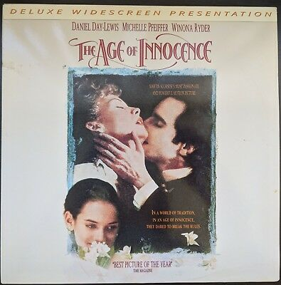 The Age of Innocence 52636 Laserdisc