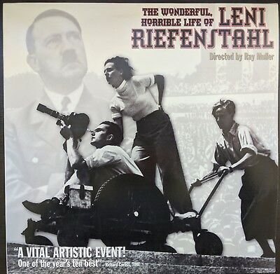 The Wonderful, Horrible Life of Leni Riefenstahl ID3041KN Laserdisc