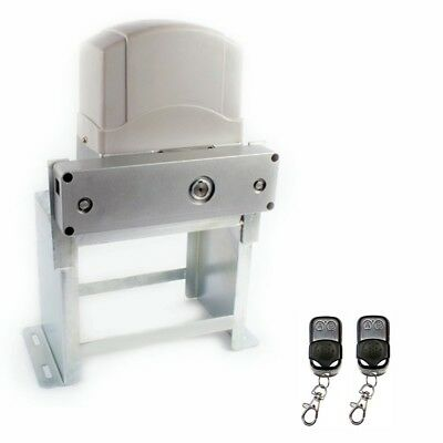 ALEKO AC2700 Basic Sliding Gate Opener For Gates Up To 60-ft 2700-lb Basic Kit