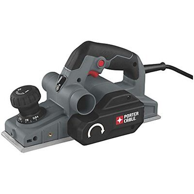 Electric PORTER-CABLE PC60THP 6-Amp Hand Held Planer Power Cutting Tool Craft