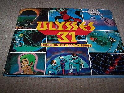 Ulysses 31 Book