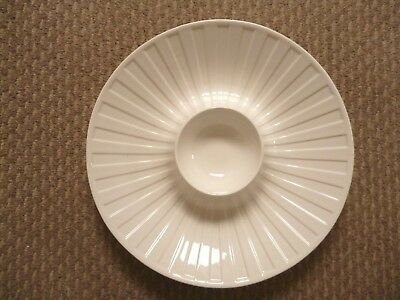 Wedgwood Night And Day Chip And Dips Bowl 30.5 Cm