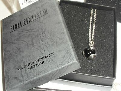FINAL FANTASY VII MATERIA PENDANT ~Meteor~ Square Enix PS F/S from Japan