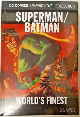 Dc Comics =Graphic Novel Collection = Vol. 66 = Superman/batman = World's Finest