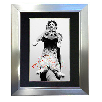 ED SHEERAN A5 Signed Reproduction Autograph Mounted Print 210x148