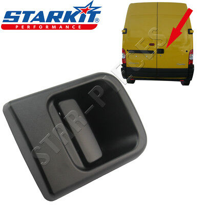 Poignee Arriere Exterieure Opel Movano 1998-2010