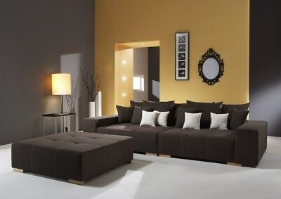 big schlafsofa schlafcouch sofa bett couch federkern. Black Bedroom Furniture Sets. Home Design Ideas