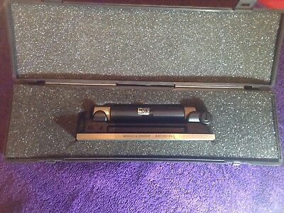 Moore & Wright ELS Engineers Level New Old Stock Obviously Excellent Condition