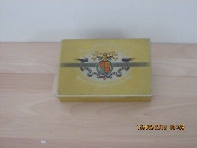 Job Lot Of Assorted Vintage Tin Boxes