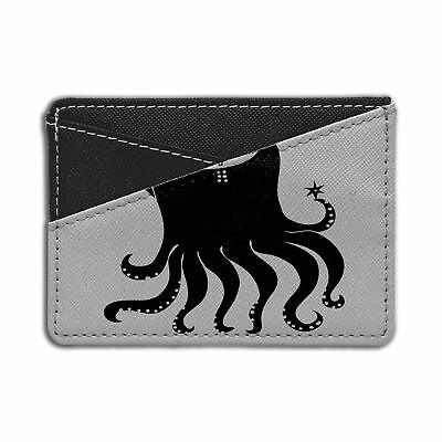 Anime Ninja Black Credit Card Holder Wallet - S1589