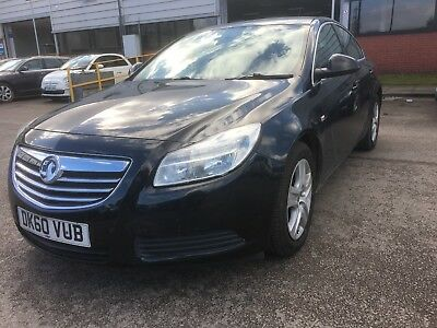 L@@k 2010*vauxhall Insignia Exclusive*130 Cdti*60 Reg.2 Owner*spares Or Repairs*